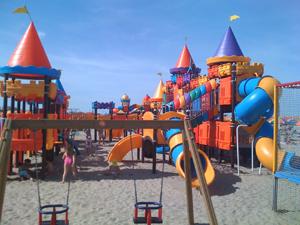 Bagni Arcobaleno | Area giochi